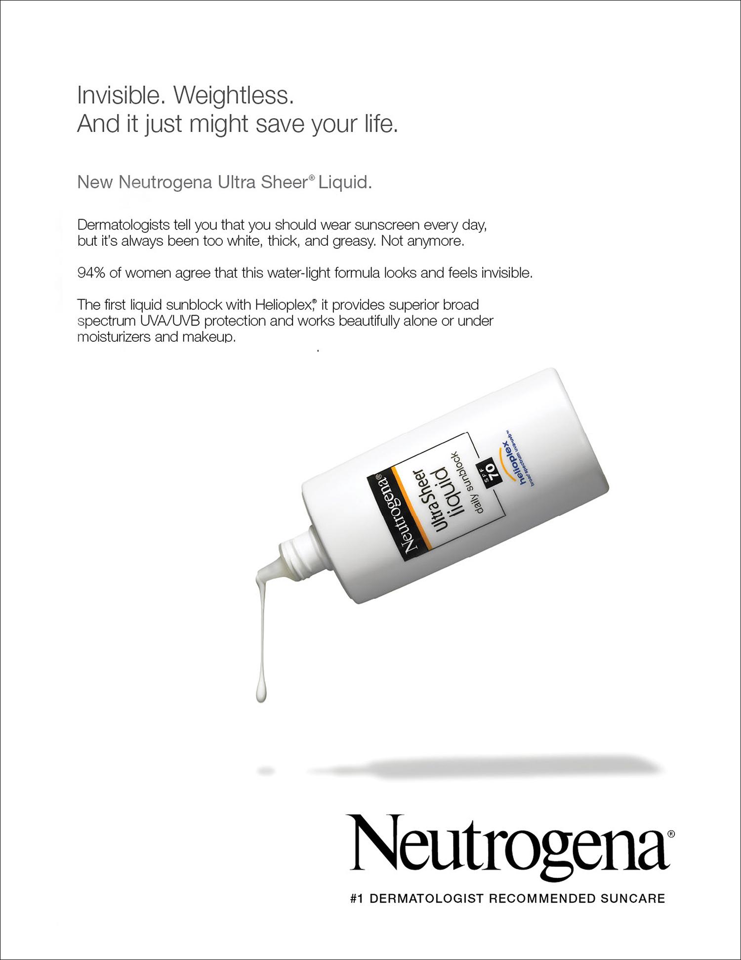 Neutrogena (Invisible)