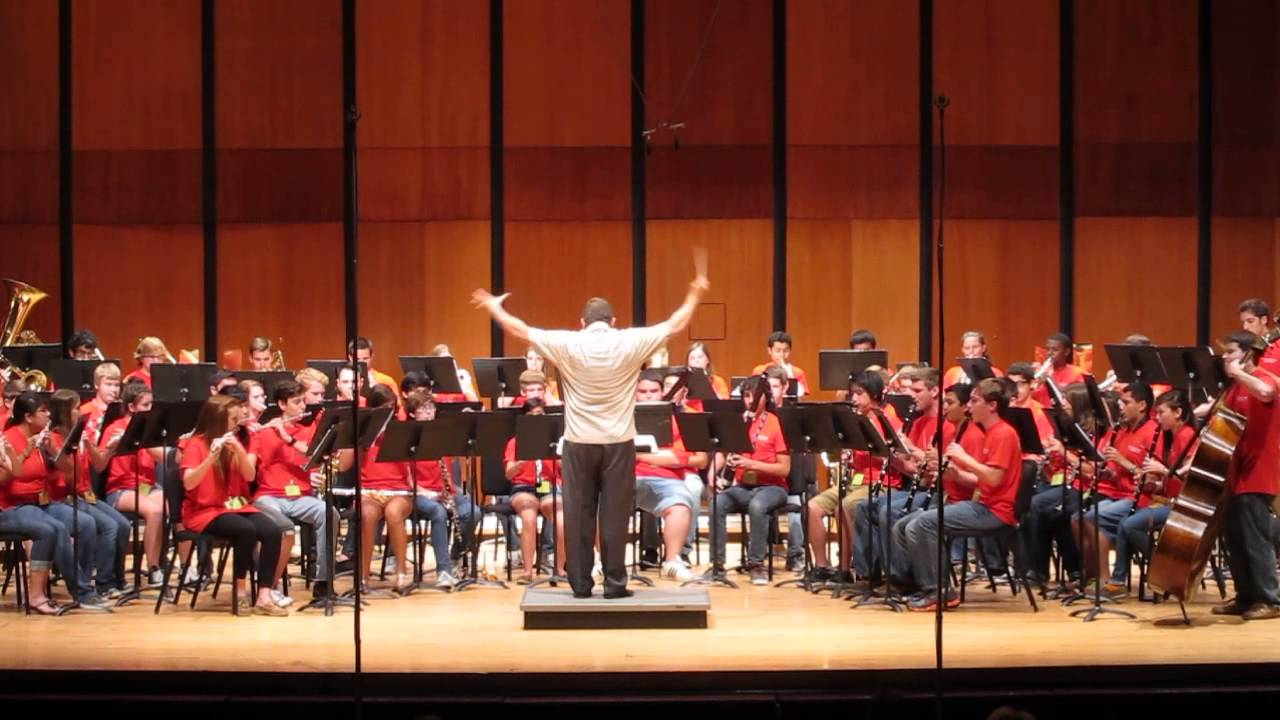 Cougar Band Camp — University of Houston Bands and Spirit Groups
