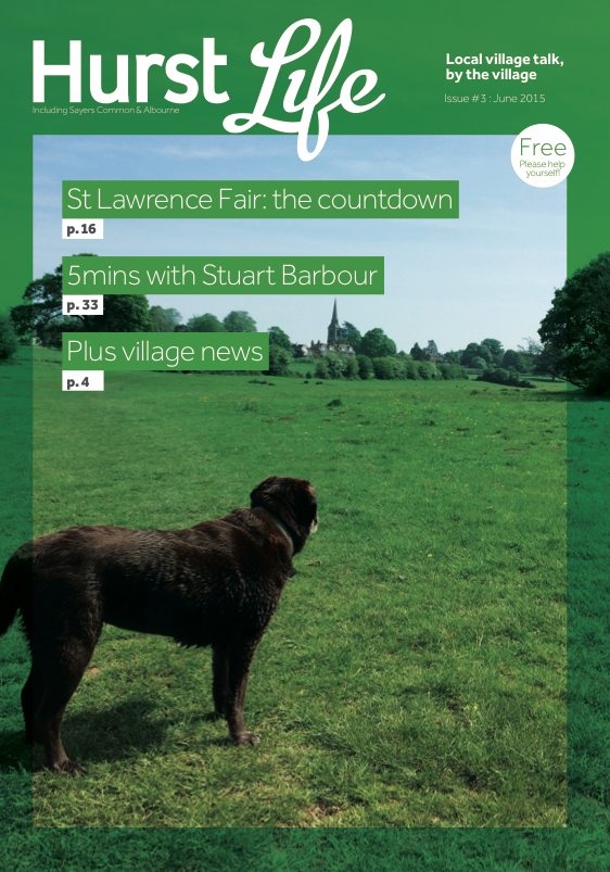 HL03 June15 Front Cover