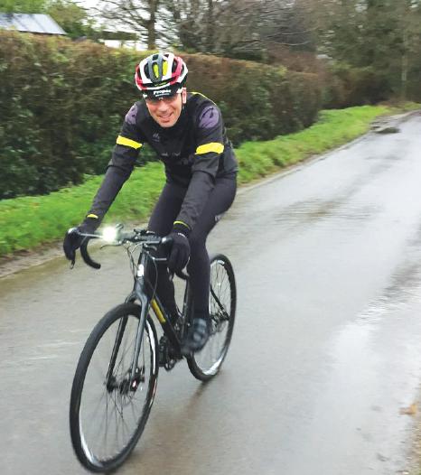 Ross McCracken, Proper Cycle Ride around Hurstpierpoint