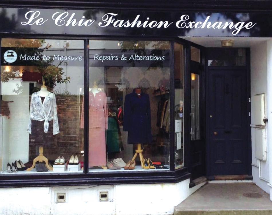 Audrey's now Le Chic Fashion Exchange