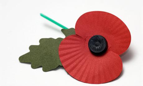 Remembrance Day poppy, Royal British Legion