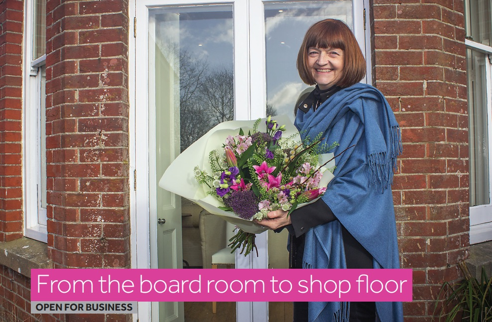 Battle House of Flowers - serving Hurstpierpoint and West Sussex