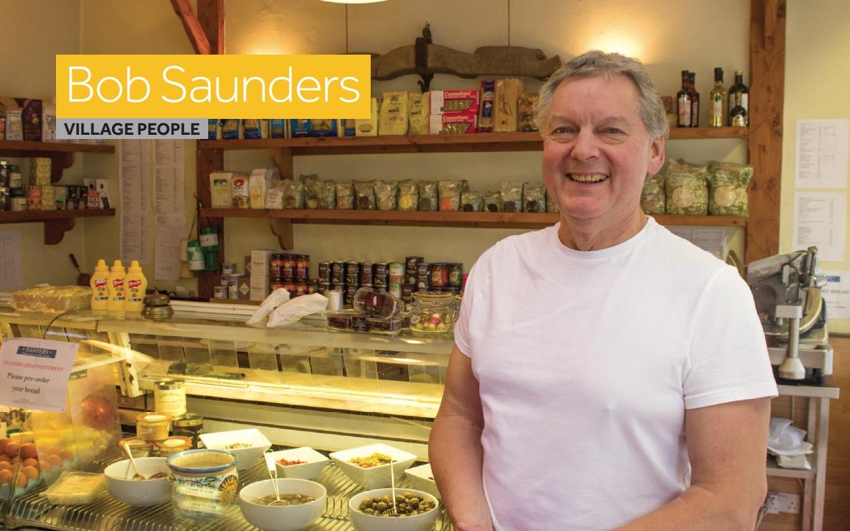 Bob Saunders, Hampers, Hurstpierpoint