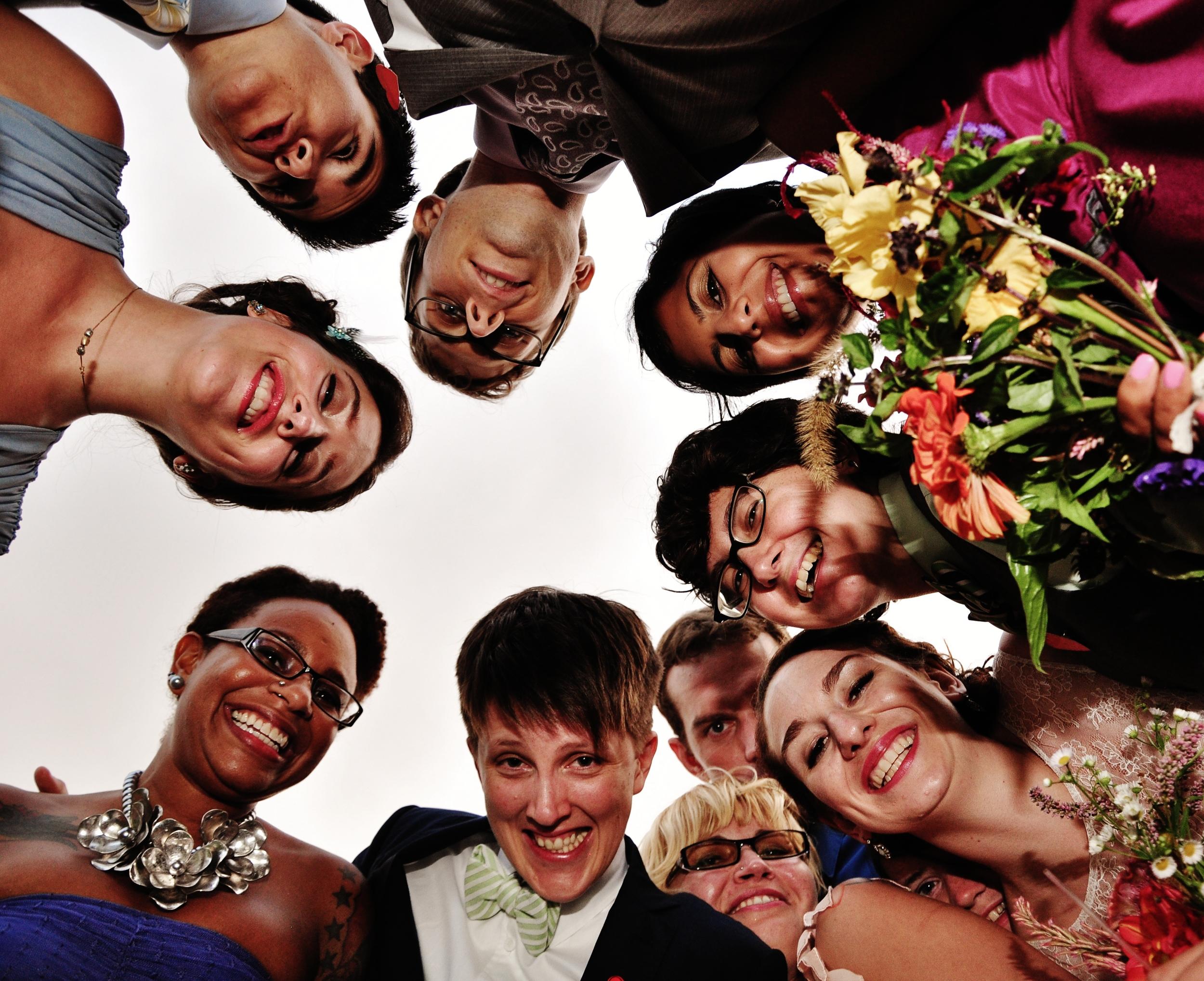 Gay Wedding Photography North Carolina