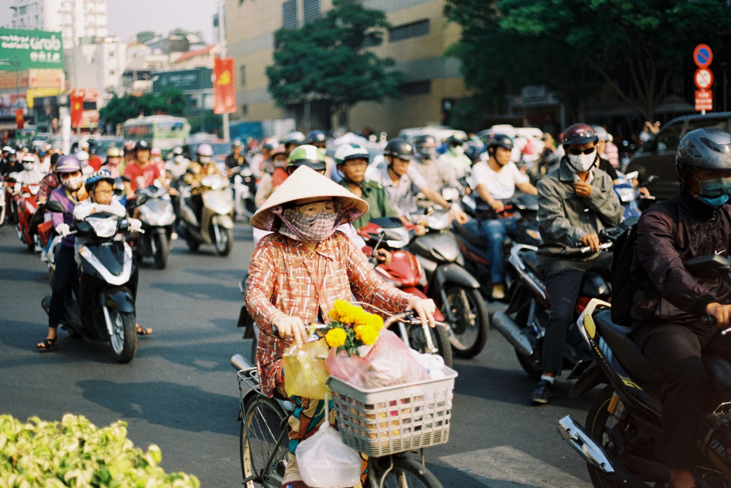 Saigon, Viet Nam, 2016.