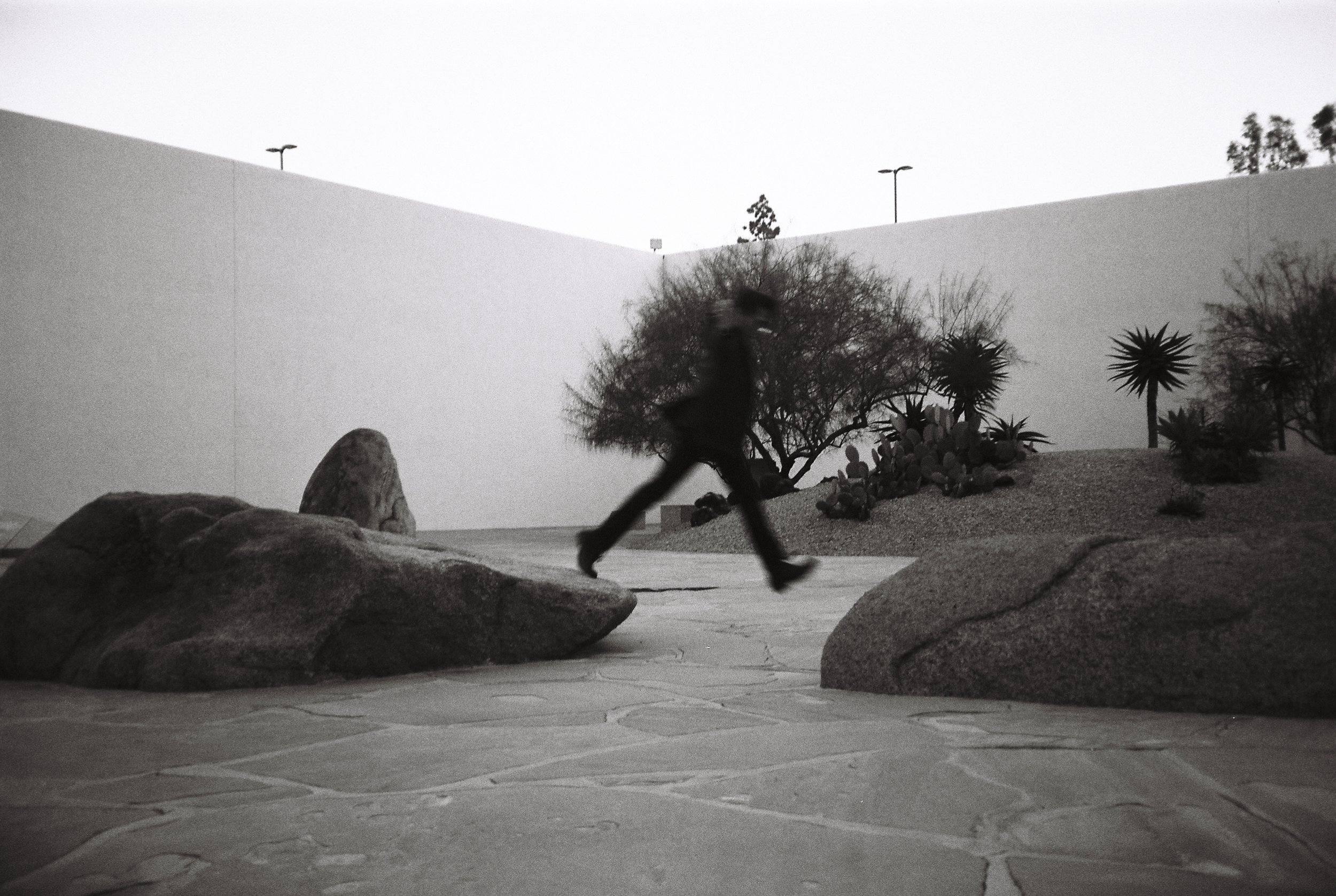 Ravi jumping, Irvine, 2019.
