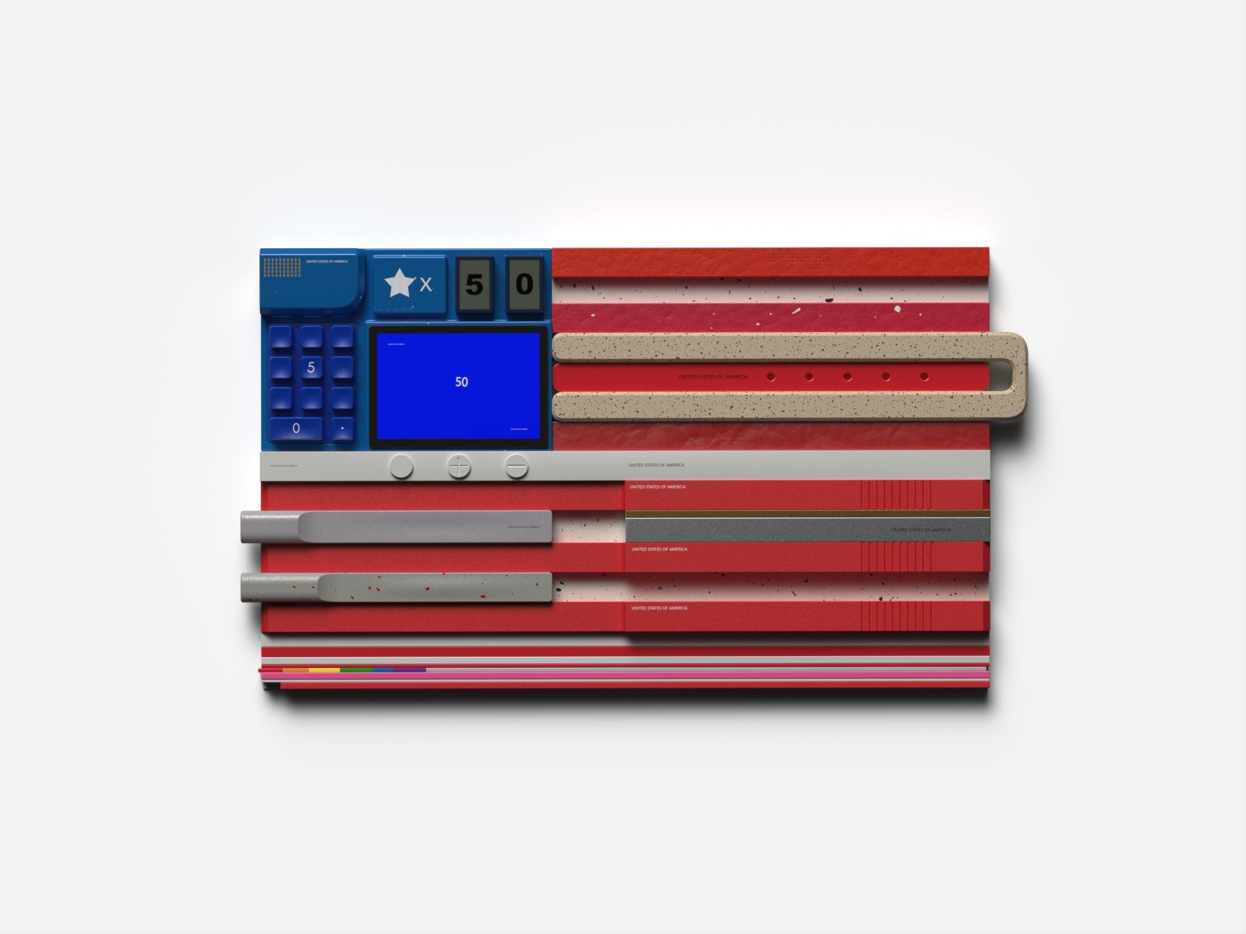 #138 Oct 2017  American Interface