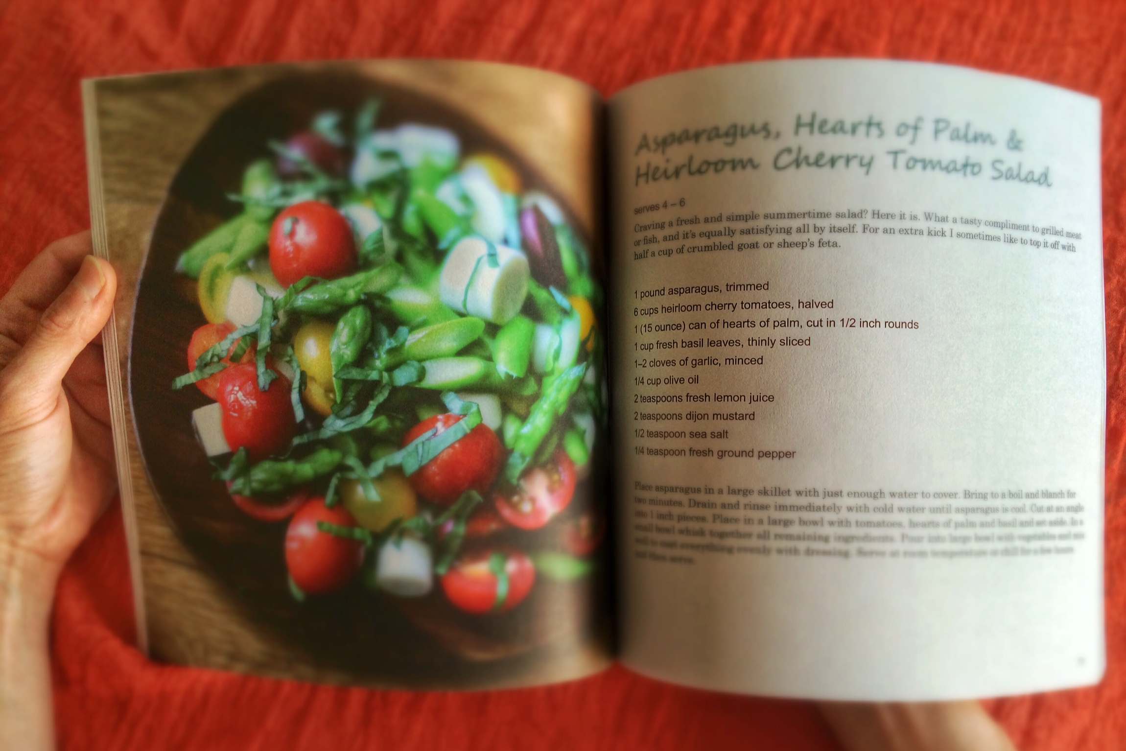 Click to order Luna's cookbook