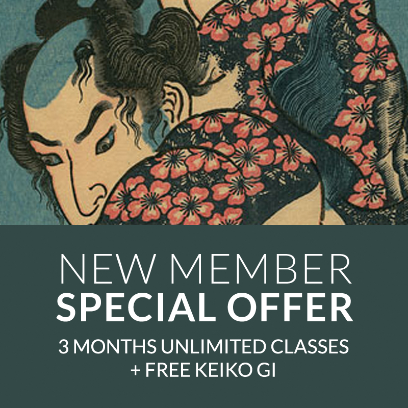 New member special offer at Aikido of Westchester, White Plains, NY.