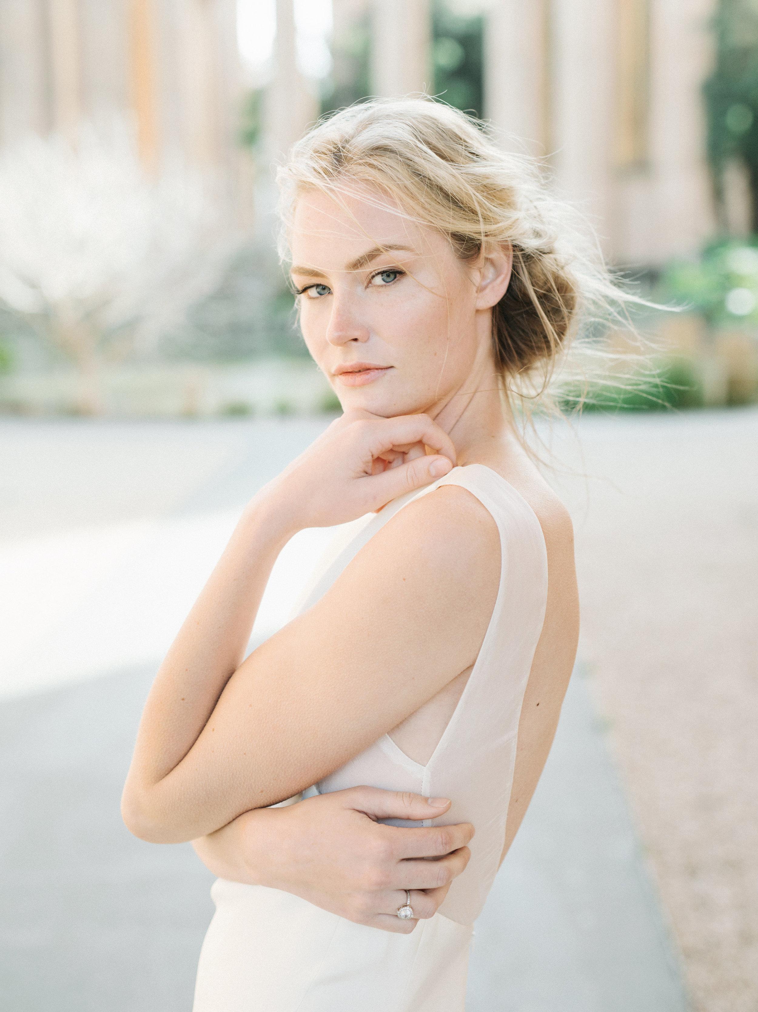 Angela Nunnink Headshot Destination Hair and makeup Artist | San Francisco | Hawaii | High End Weddings | Natural Hair And Makeup | Fresh Hair and Makeup