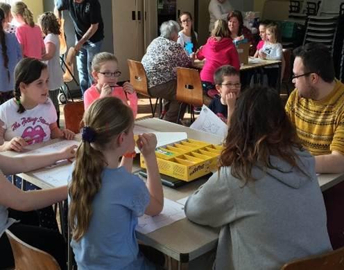 Sheldon Community Project, The Big Hoot 2015