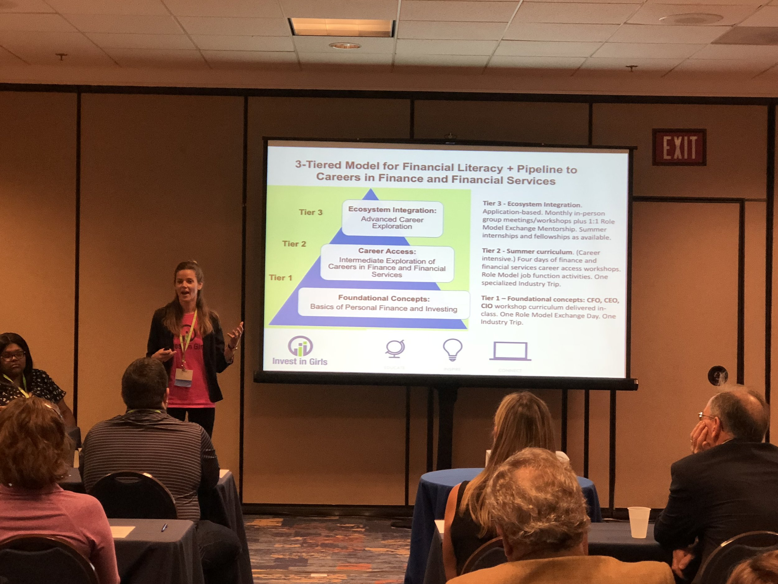 Director of Strategic Partnerships & New England Programs Erin White gives an overview of our program model.