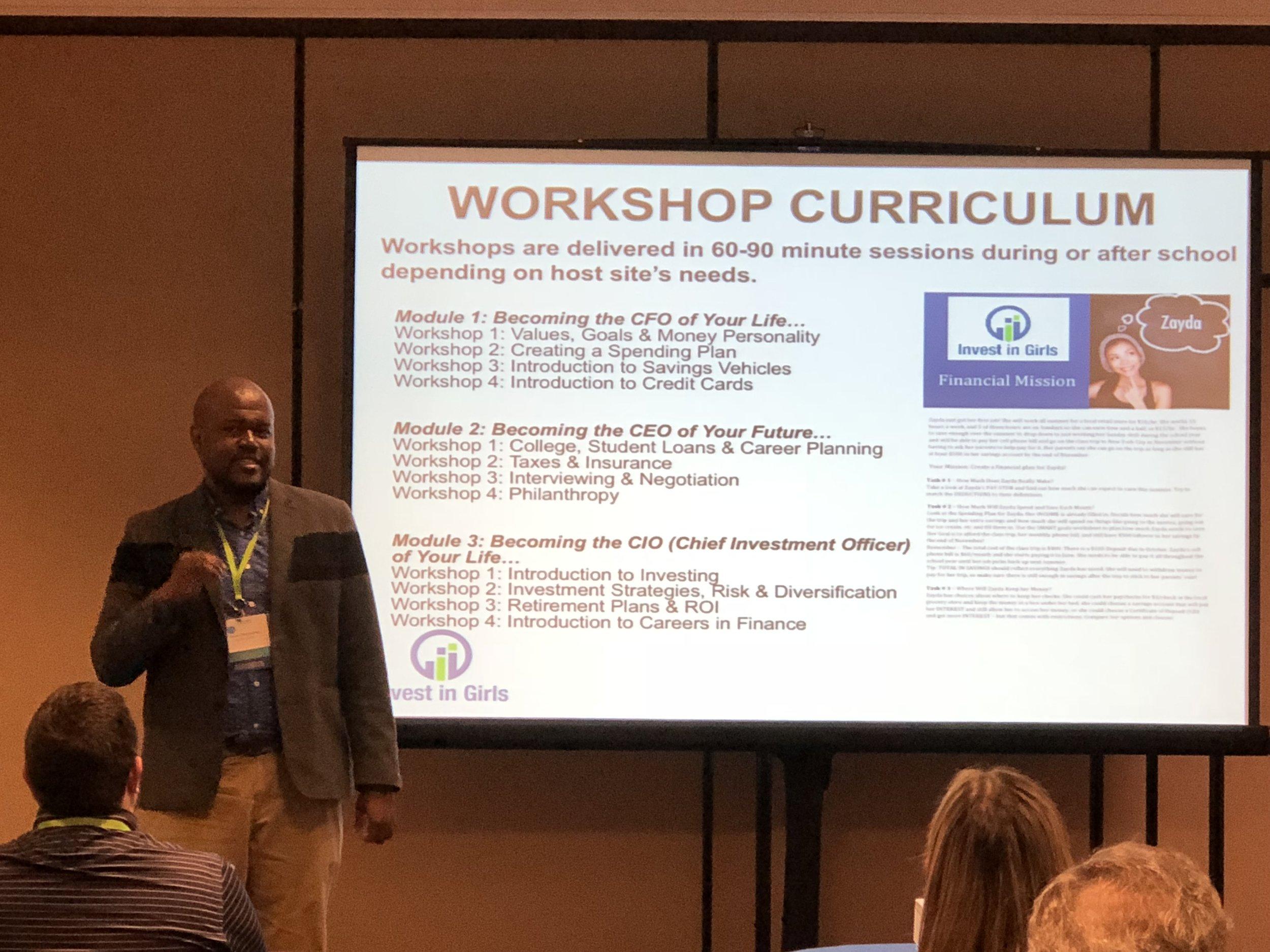 Director of Technology & New York City Programs Devon Mercurius breaks down our curriculum.