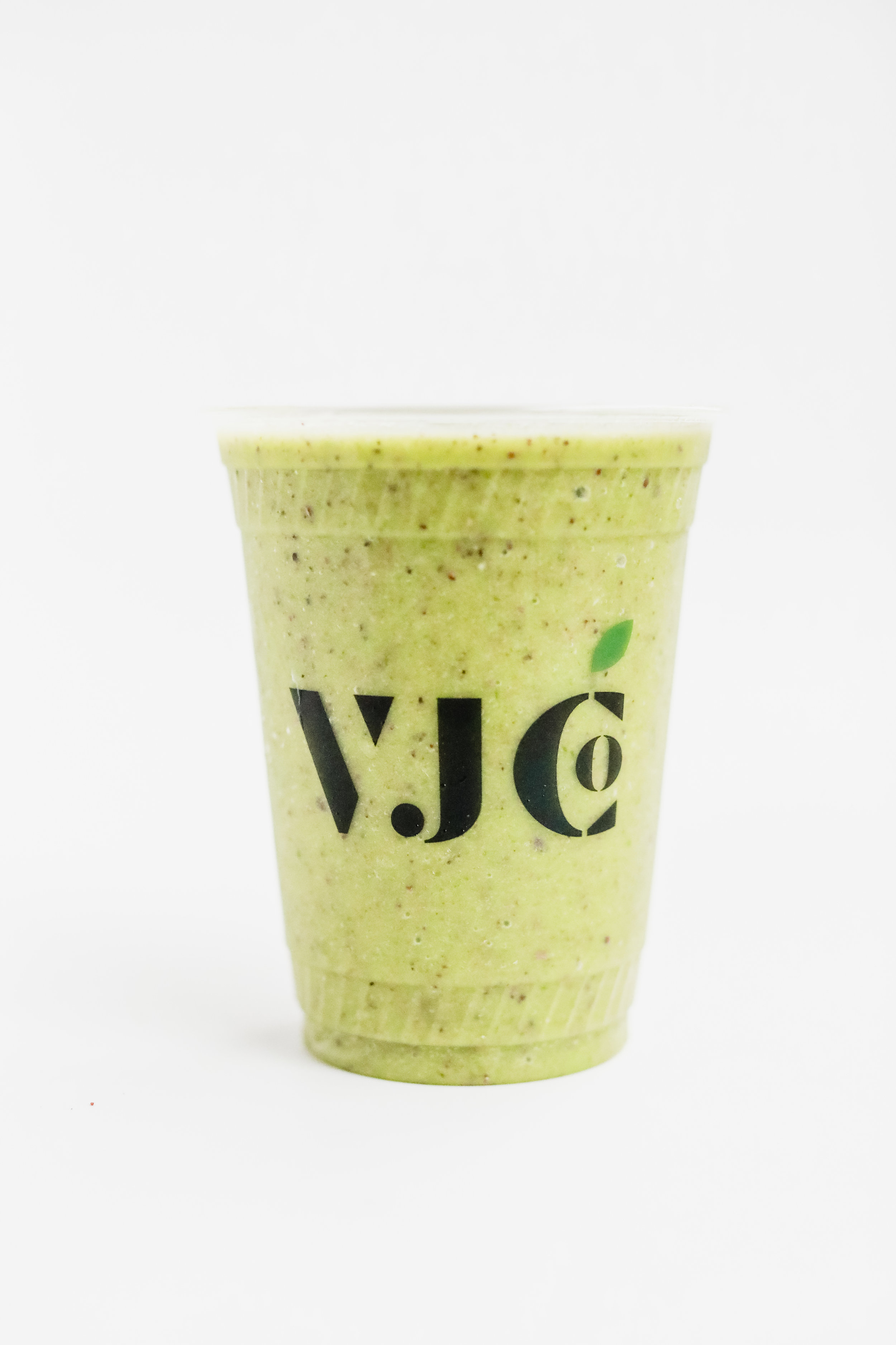Our tasty Mint Chip smoothie  Lindley Battle Photography
