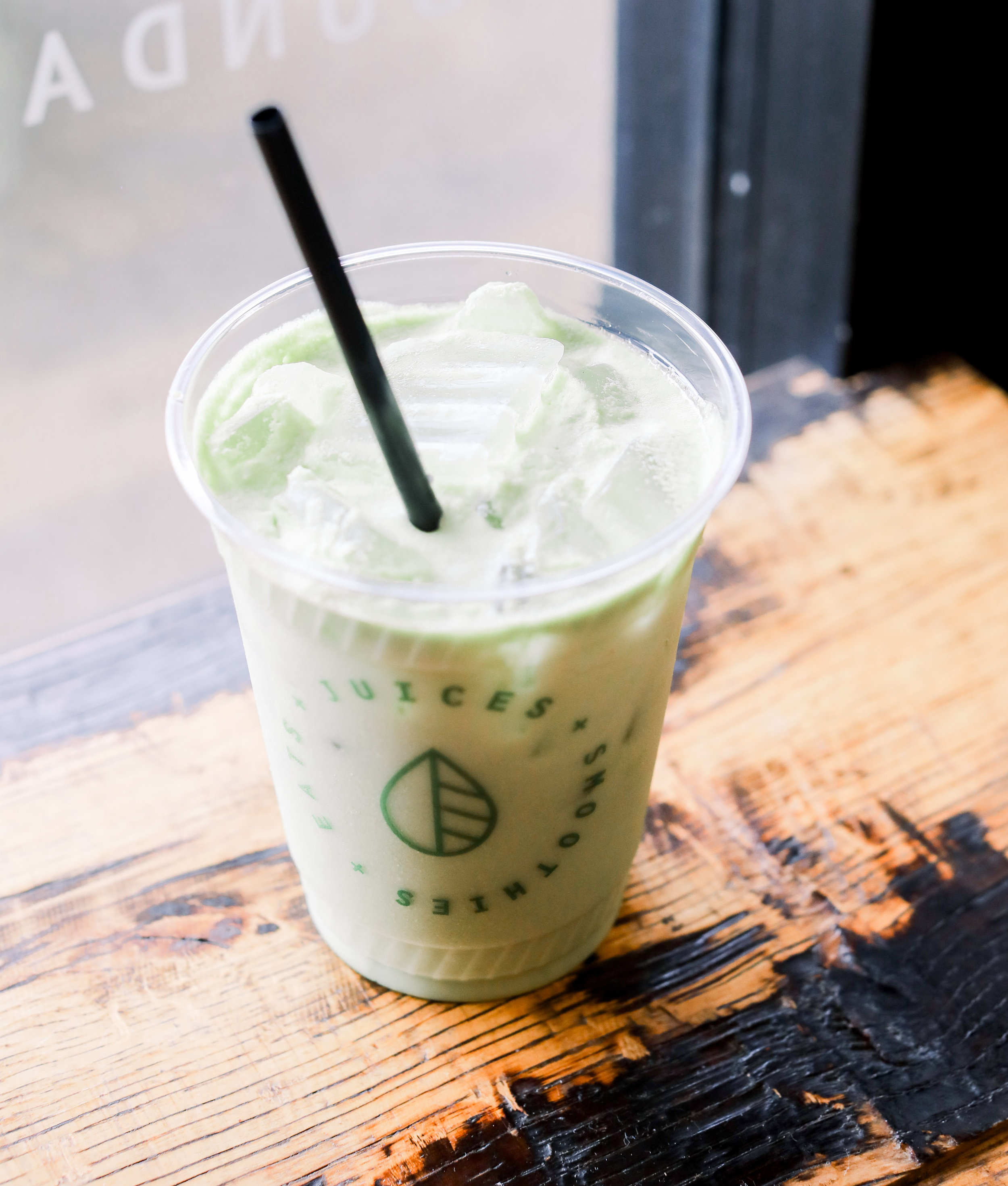 I love starting my mornings with VJC iced matcha latte (pictured above)  Lindley Battle Photography