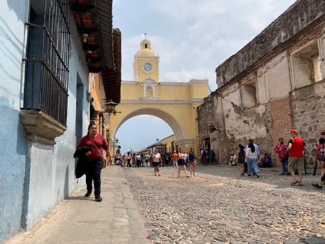Arco de Antigua (AKA Santa Catalina)