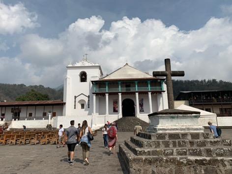 Iglesia Santiago Atitlán