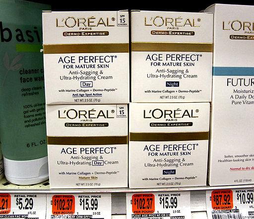 512px-Anti-aging_cream.jpg, Svetlana Miljkovic [Public domain] https://commons.wikimedia.org/wiki/File:Anti-aging_cream.jpg