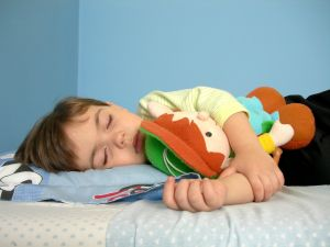 child and insomnia