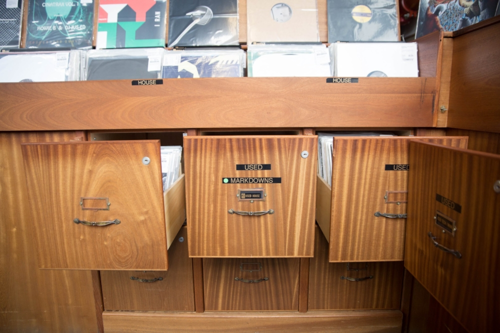 Making Music Sustainable - A relentless growth in vinyl sales comes not without a commercial and environmental impact. Explored these topics for Earth Day 2018.