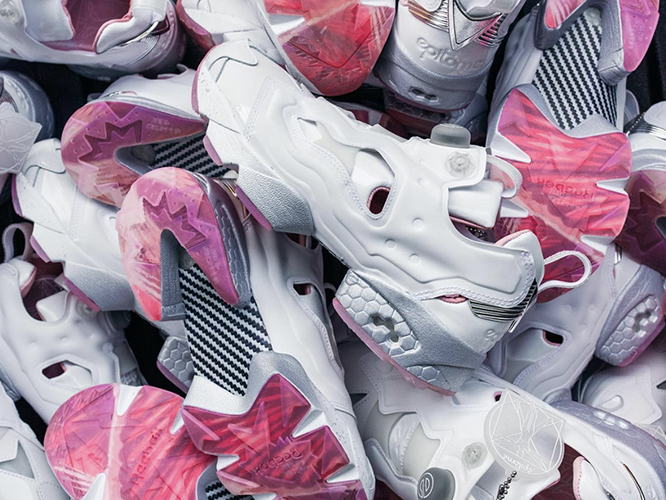 Reebok x epitome atl - Composed a soundscape for the release event in NYC of Reebok x Epitome ATL's Pump Fury limited edition sneaker designed by Martina McFlyy.