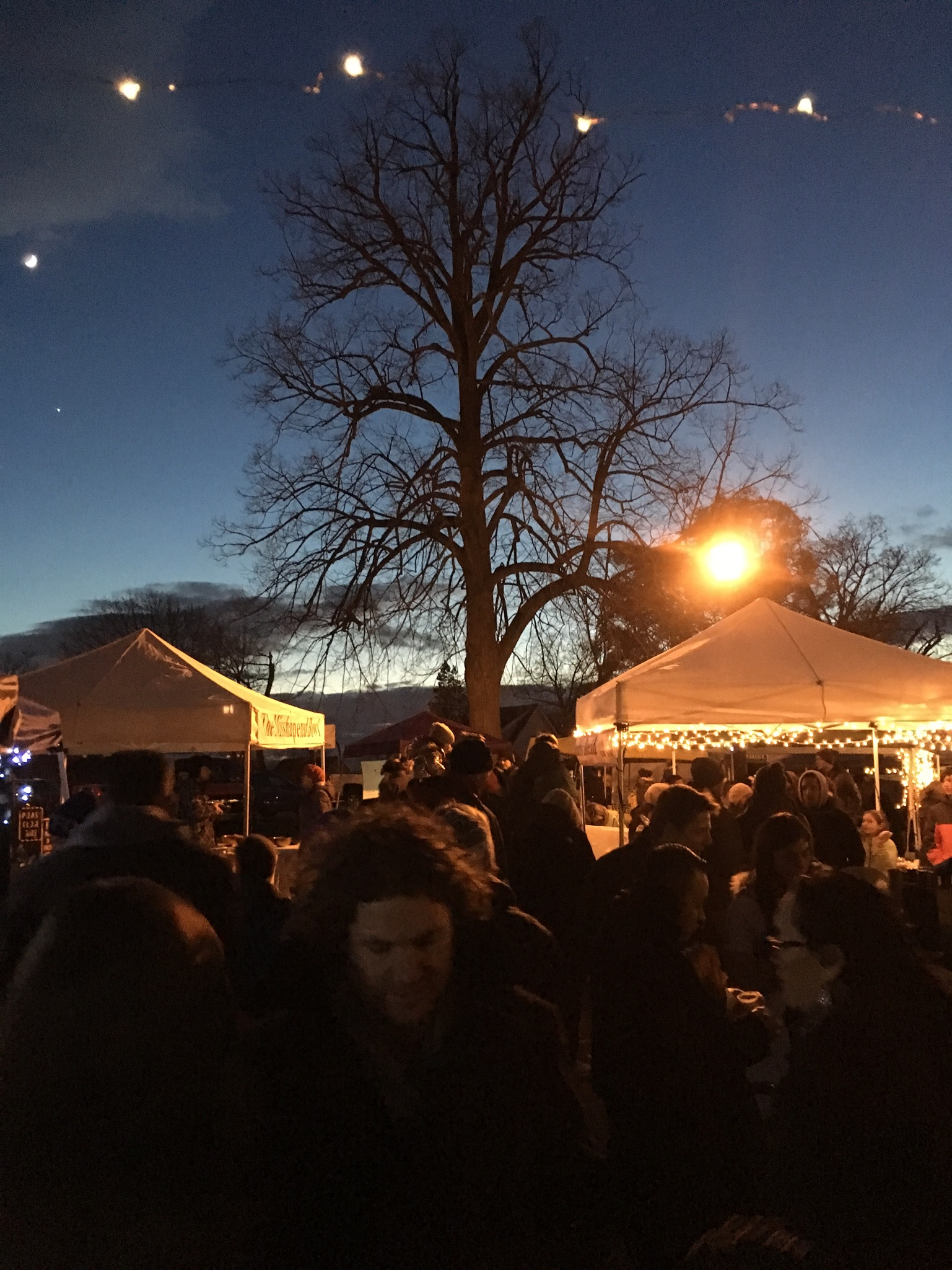 In December 2016, the TaSH held its first holiday pop-up market at the annual Tarrytown Tree Lighting Festival.