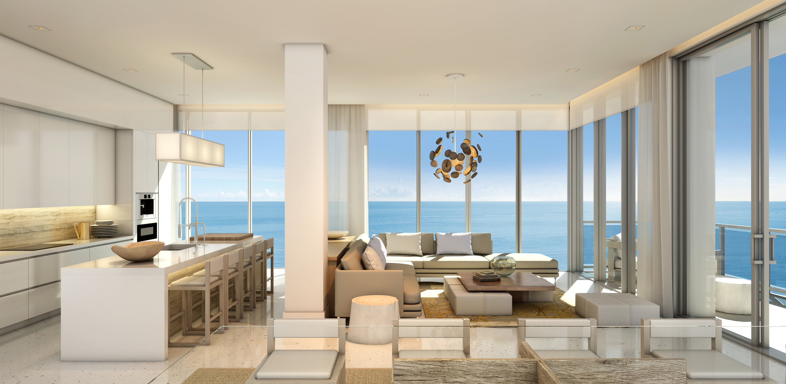 1 Hotel South Beach Penthouses/ see more  here