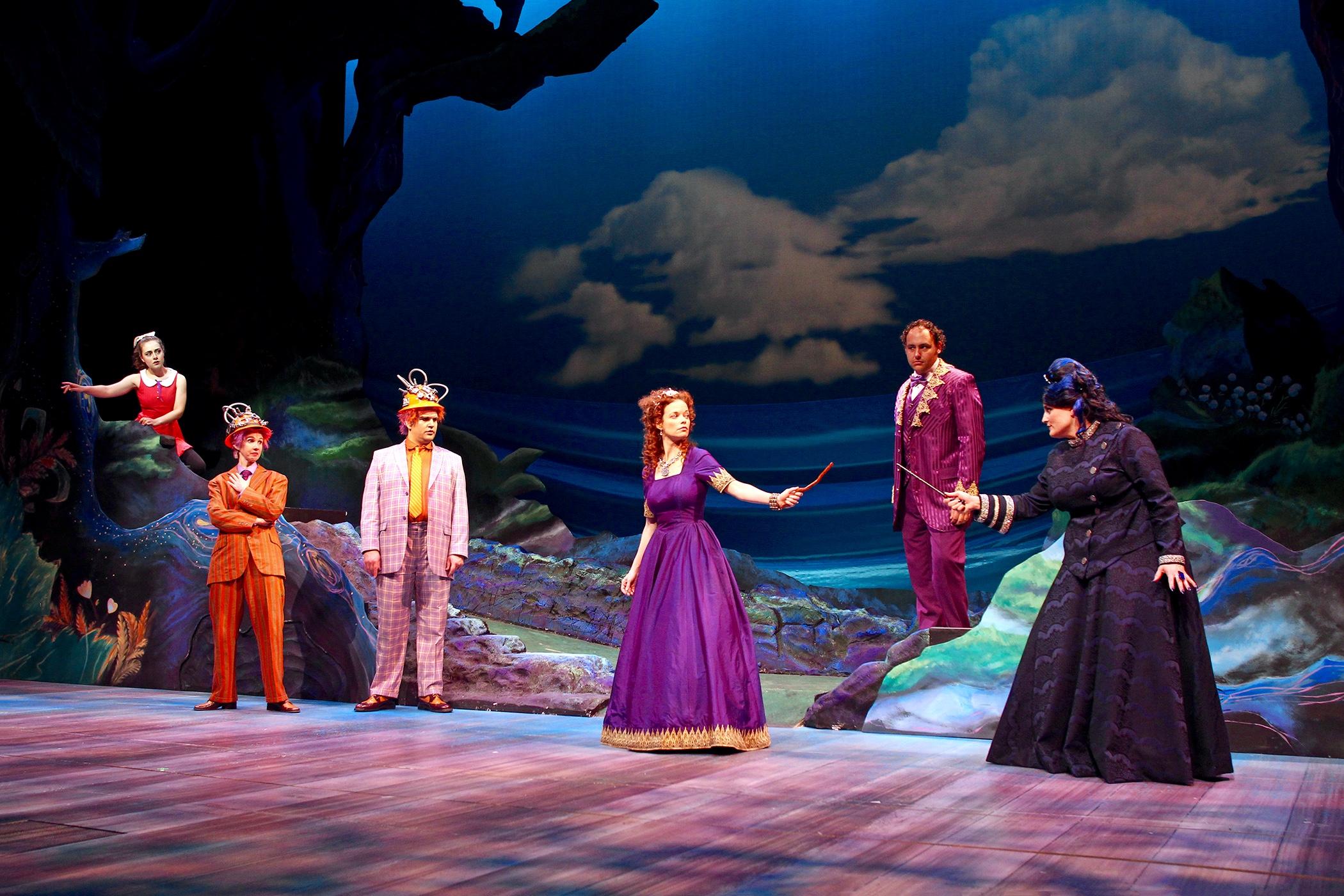 The Light Princess - South Coast Repertory