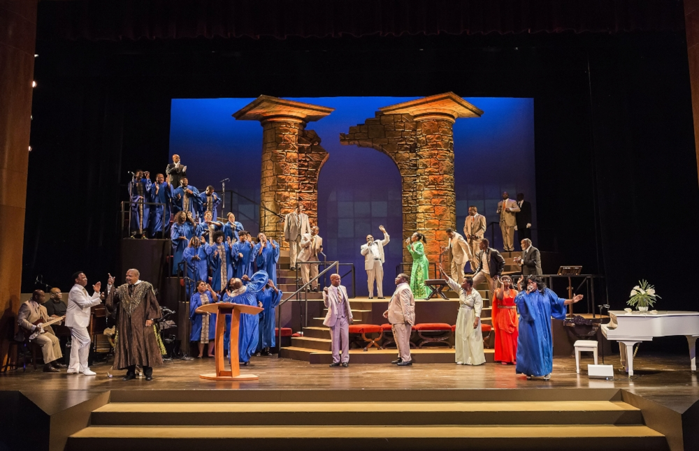 The Gospel at Colonus    (LA Ovation Nominated Best Lighting)