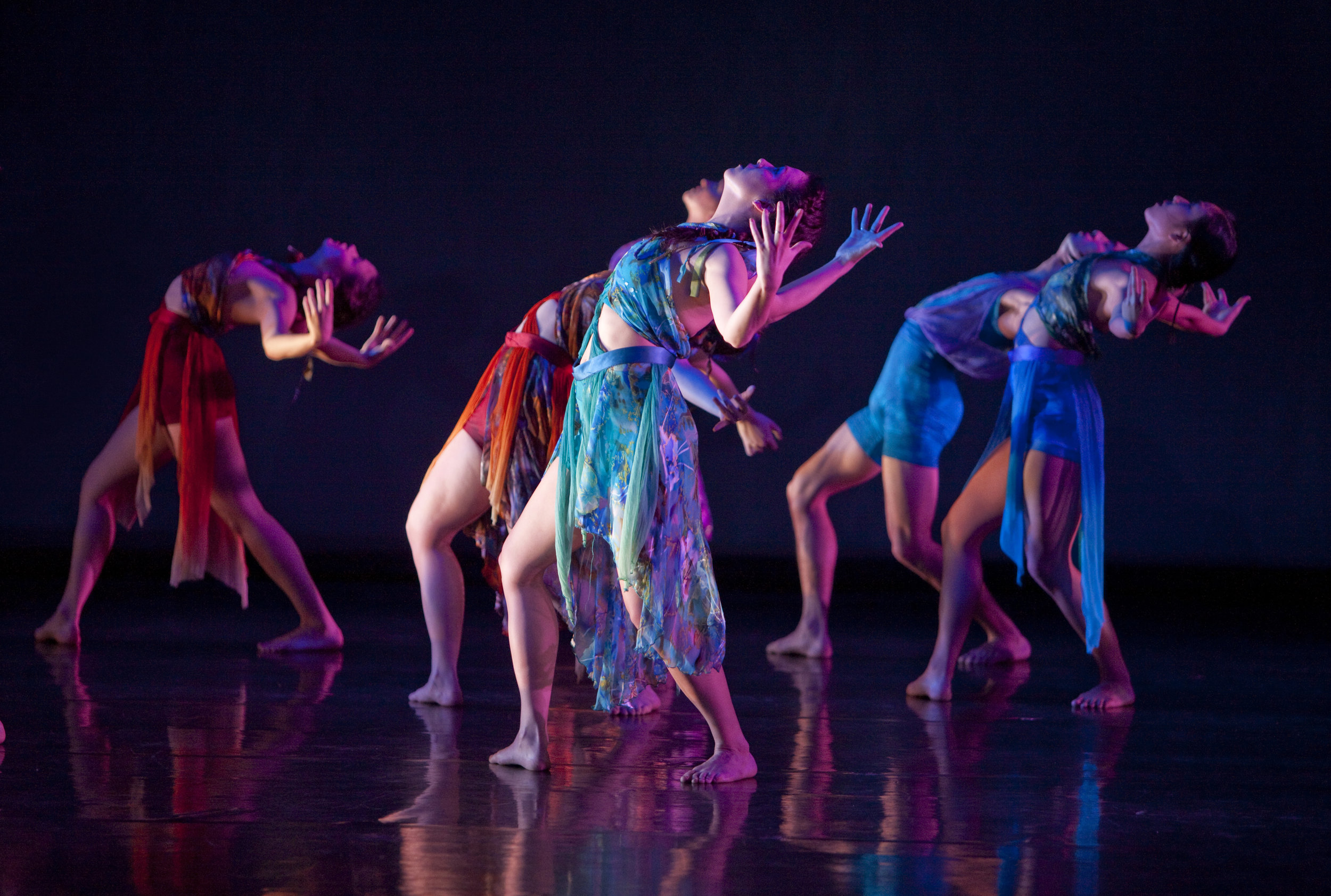 Dance Visions 2014 -  Even as the River and the Sea are One