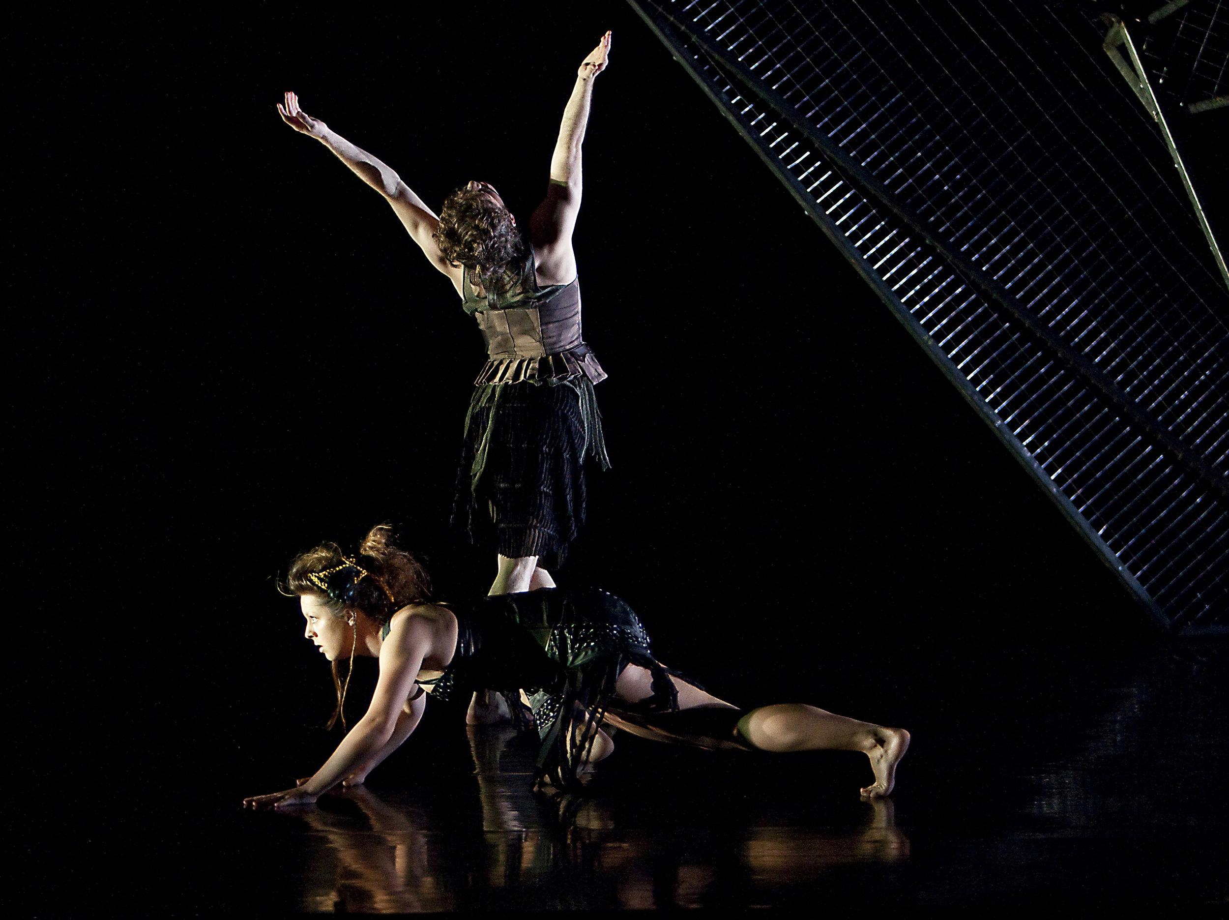 Dance Visions 2014 -  Substrata