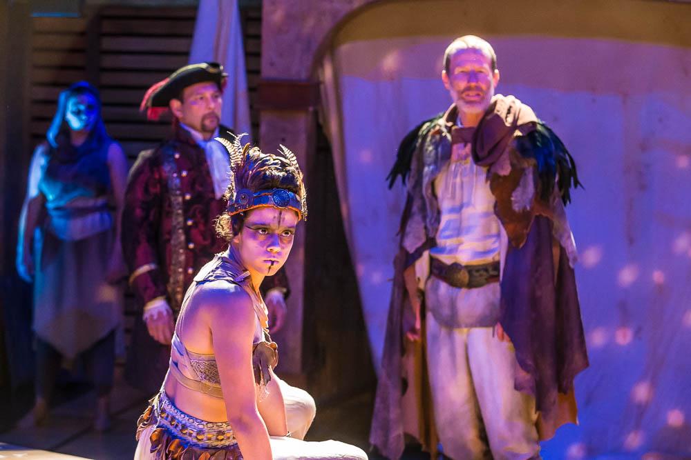 The Tempest - New Swan Shakespeare Festival