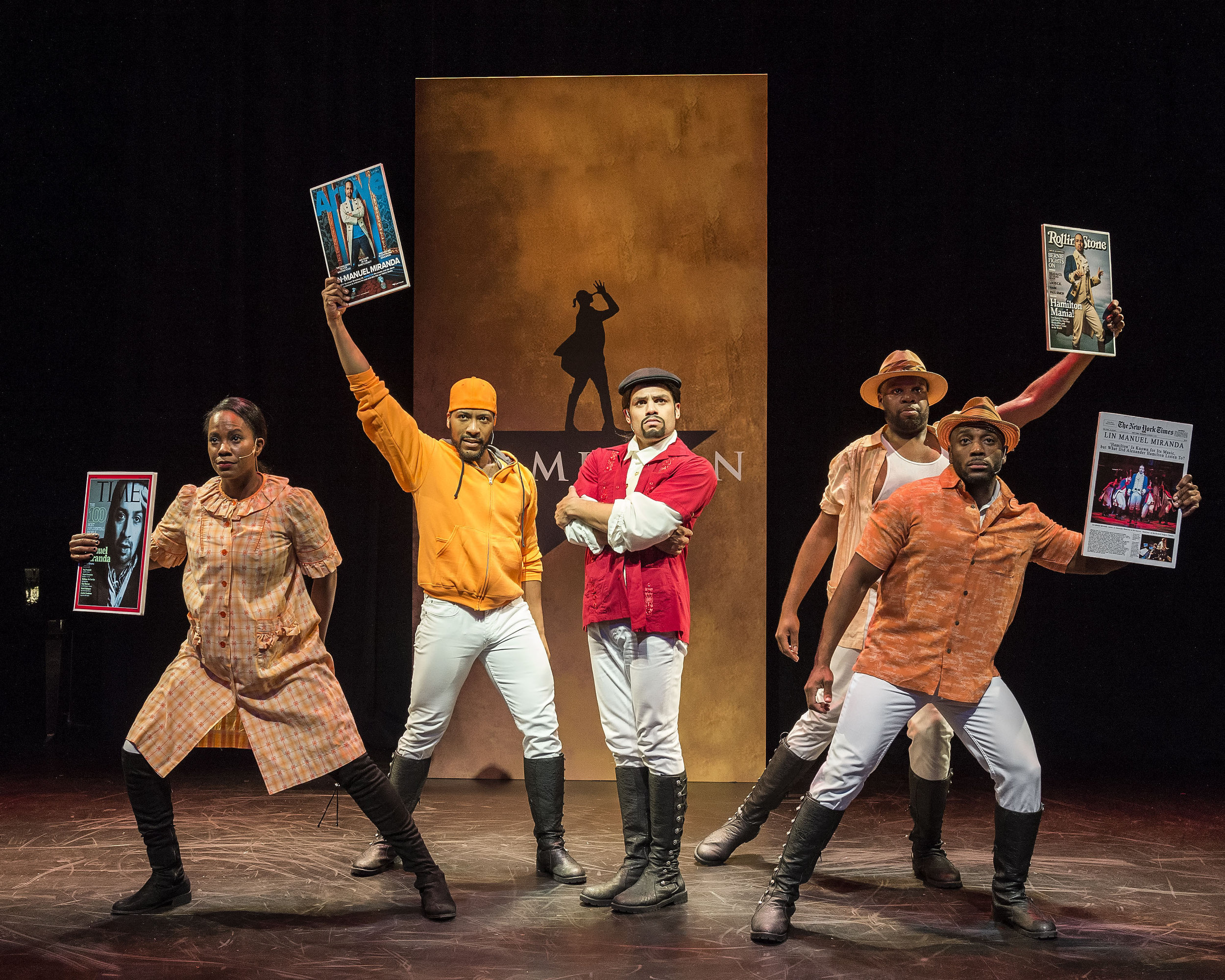 Spamilton - The Kirk Douglas Theatre
