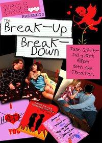 THE BREAK-UP BREAK-DOWN