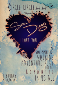 SAN DIEGO, I LOVE YOU