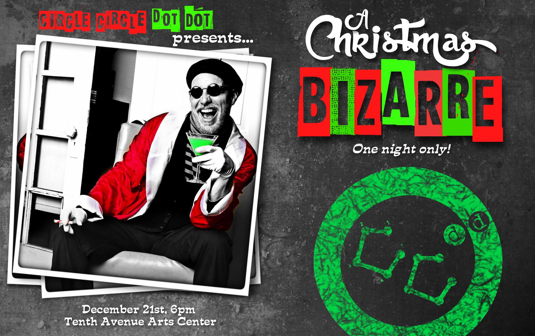 A CHRISTMAS BIZARRE *Bonus Holiday Fundraiser Event