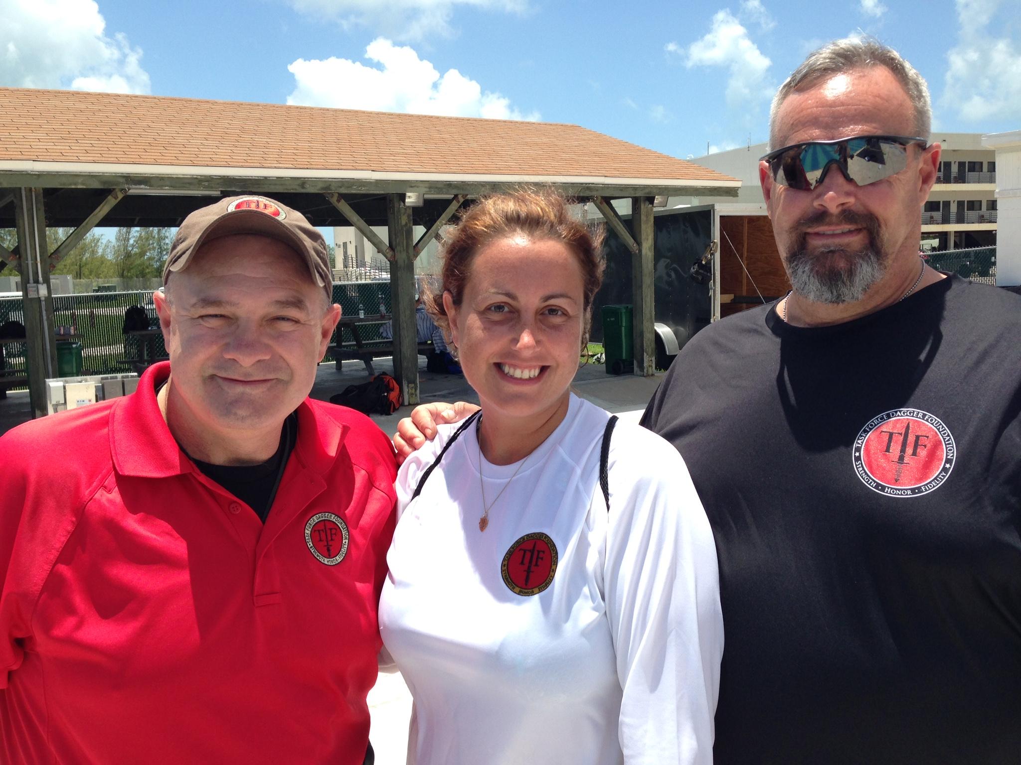 Keith David - Task Force Dagger, Louise, Jeff Falkel
