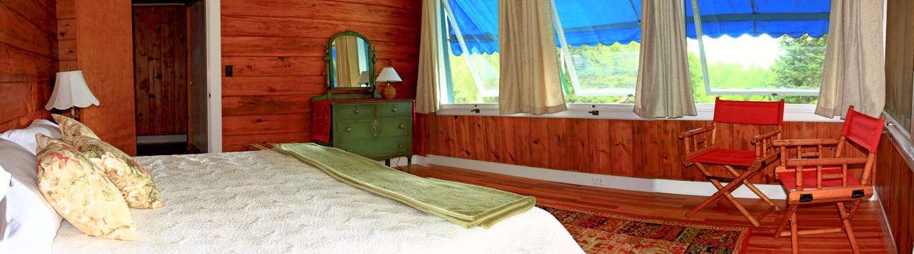 Bedroom in 1st Floor Master Suite; choose 1 king or 2 twin beds