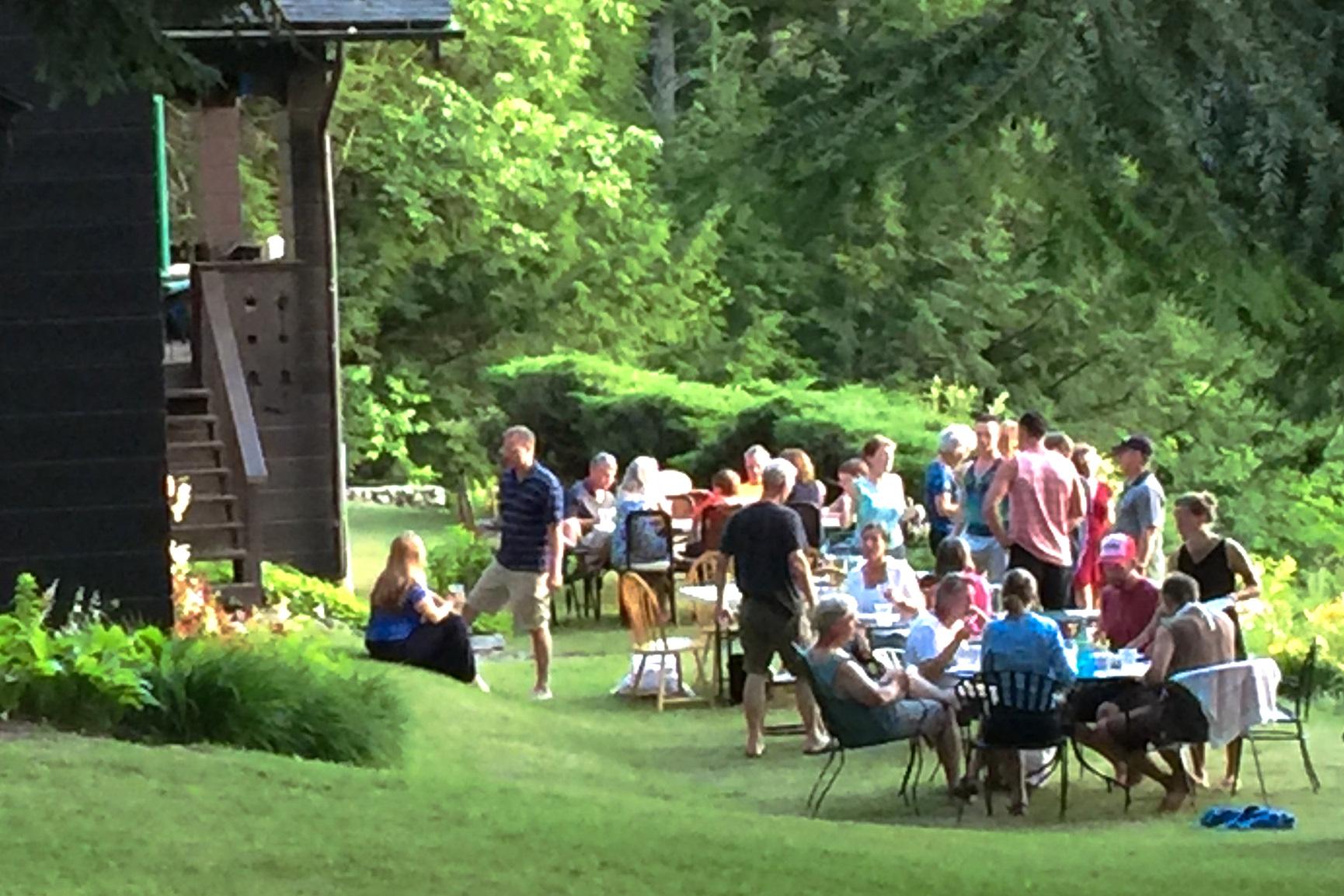 Dine on Terrace