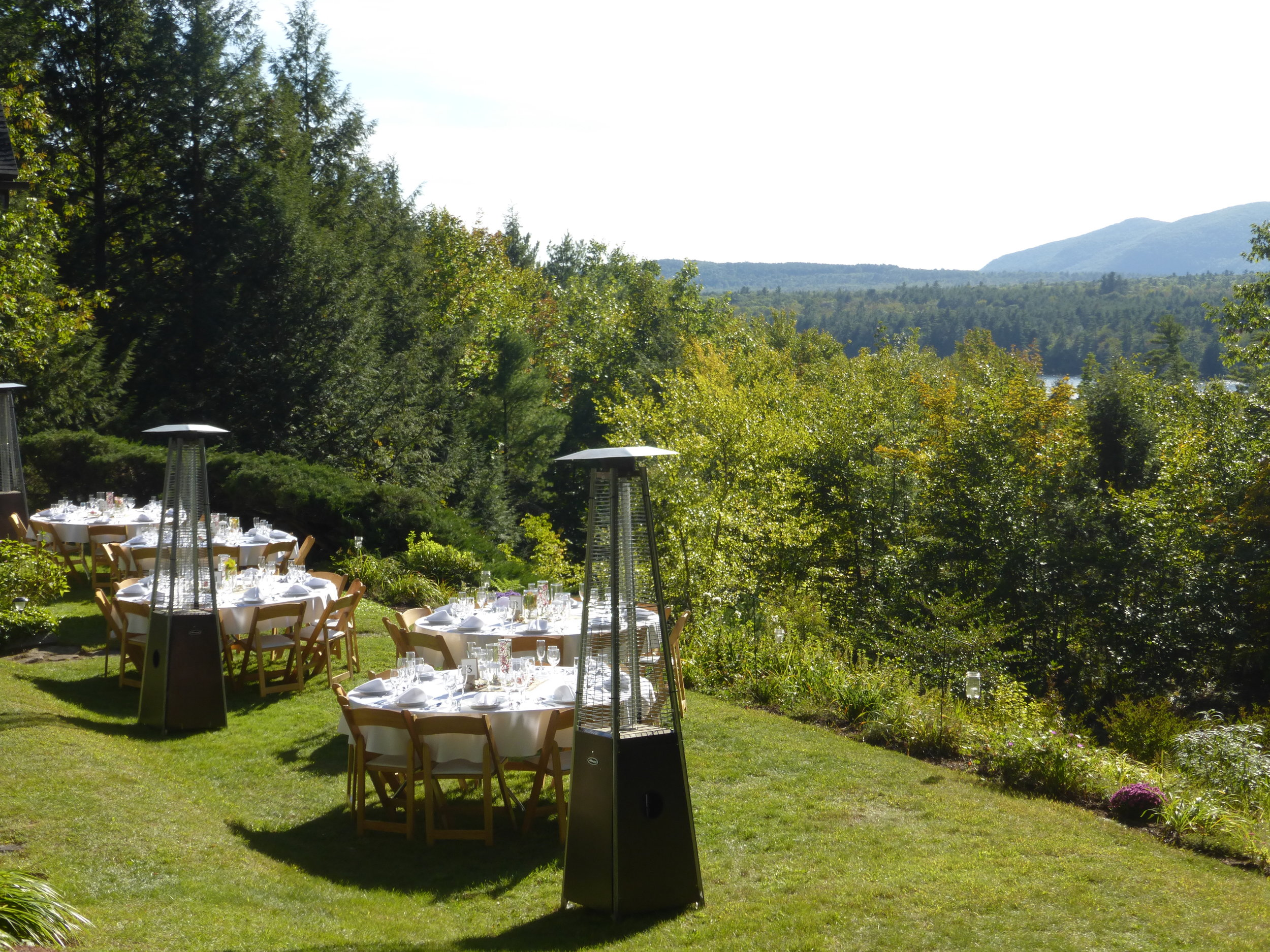 Main House Terrace Dining