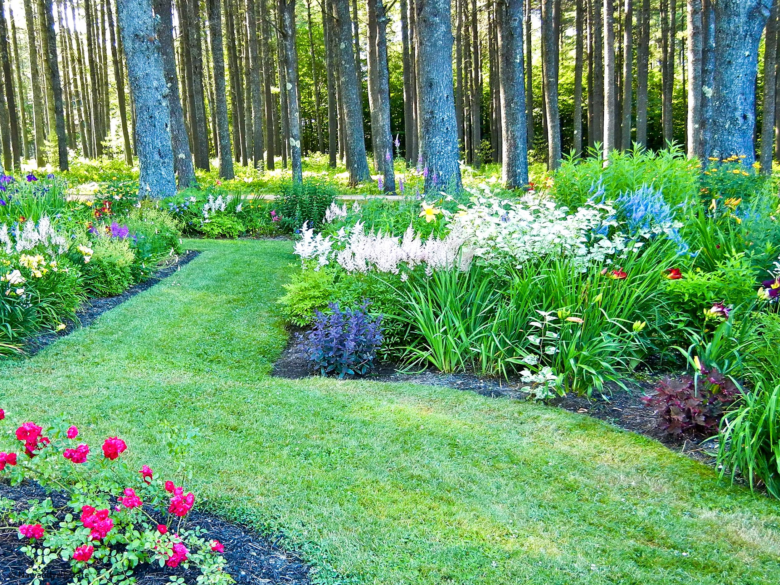 Part of Formal Garden