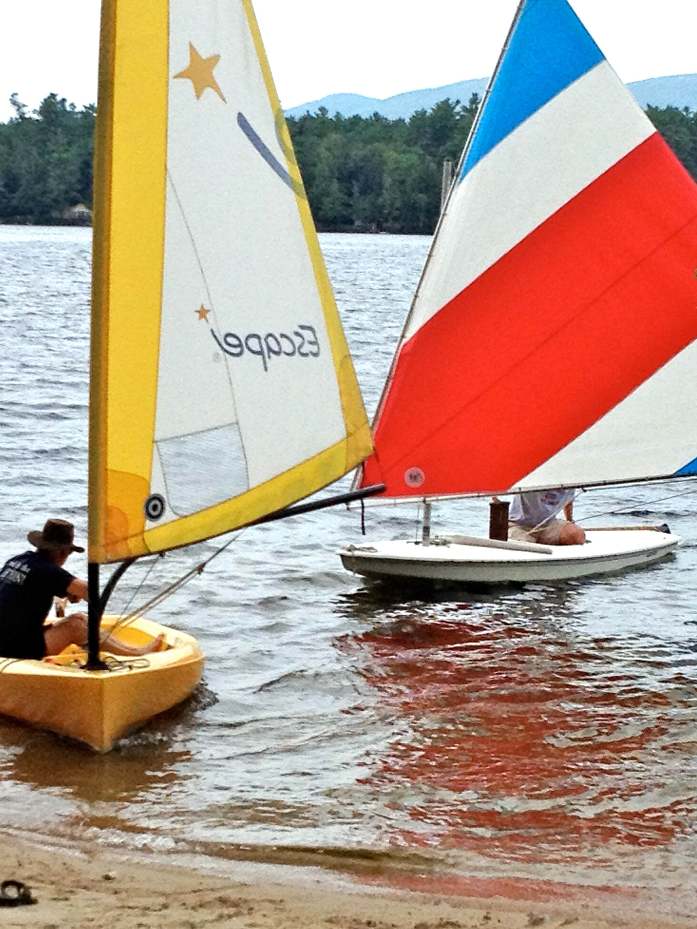 2 Sailboats Nearing Beach.jpg