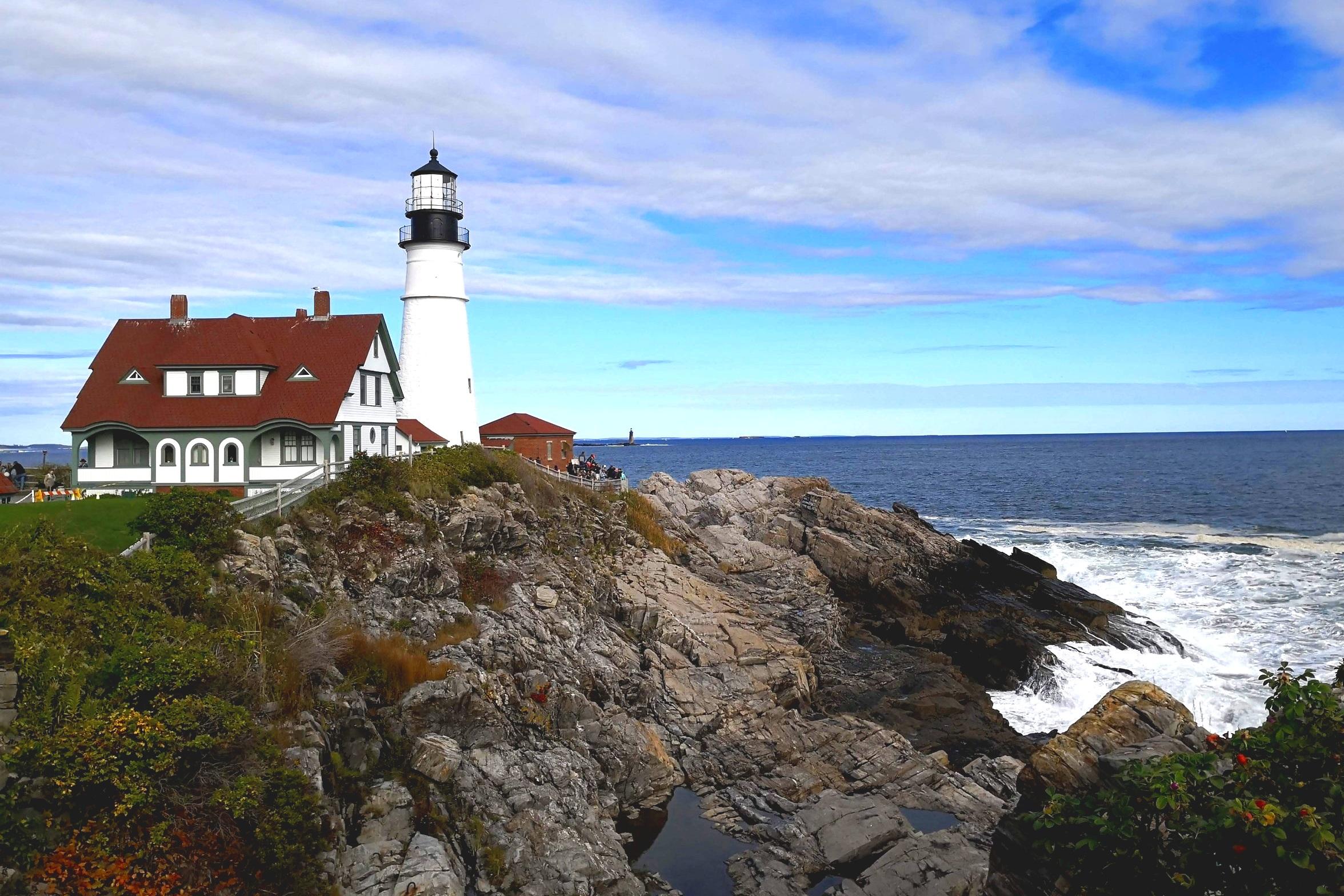 Portland Head Light (Cape Elizabeth, ME)