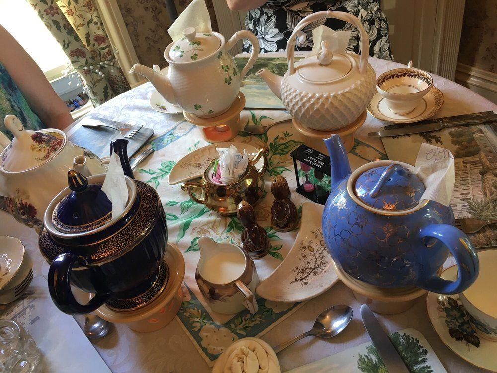 Clipper Merchant Tea House-100 Tea Choices