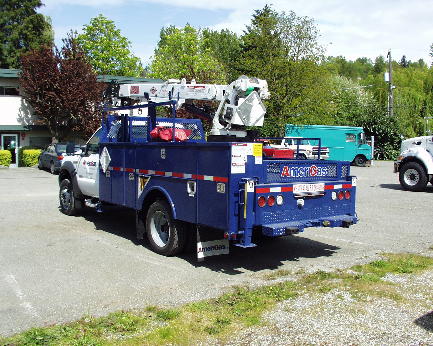 Excellence is No Accident   Crane ServiceTruck   Sales  Service  Parts