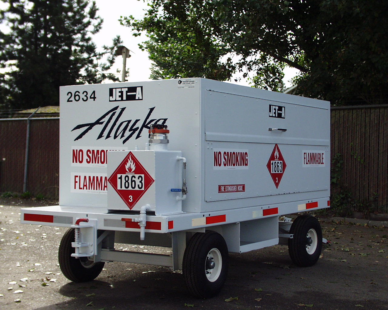 Aviation Refueling Truck
