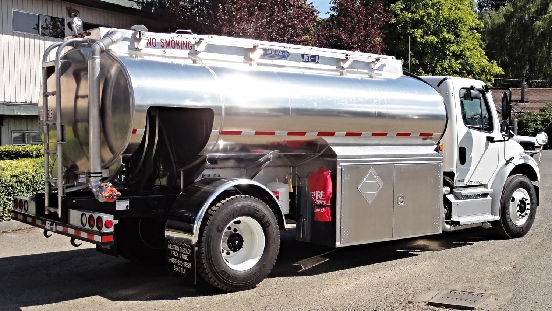 No Job Too Big or too small   Petroleum Delivery Truck   Sales  Service  Parts