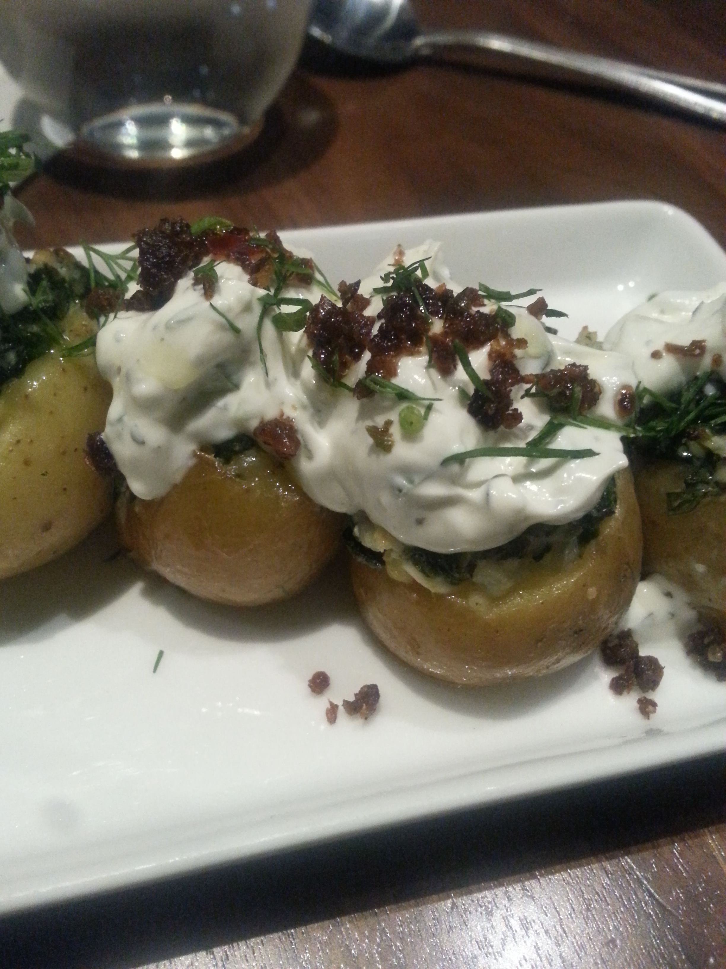 A Greek baked potato if you will.