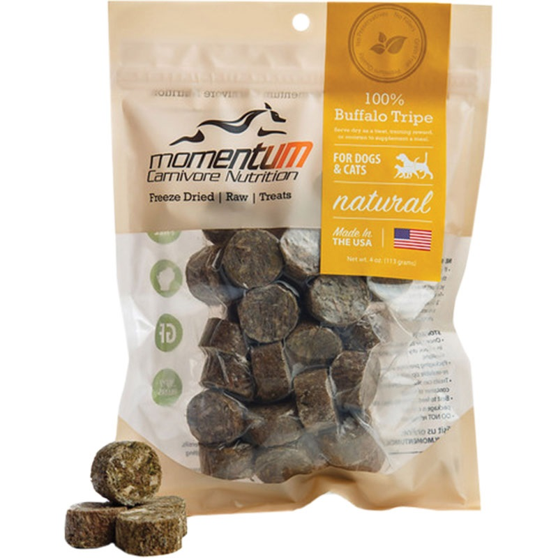 Raw Freeze Dried Meat by Momentum Carnivore Nutrition